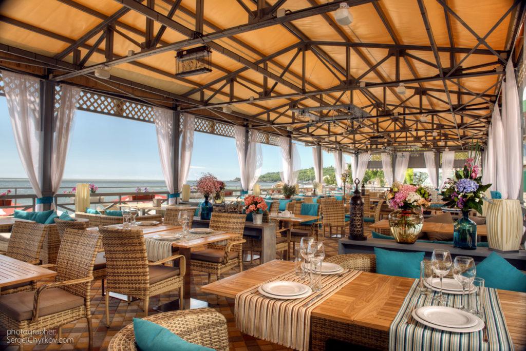 Prychal restaurant - RSRVIT